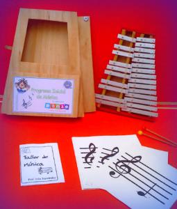 lenguaje musical programa de aprendizaje