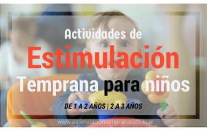 actividades para niños de 1 a 2 años motricidad gruesa
