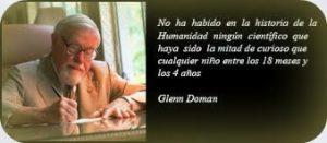 ideología del doctor Glenn Doman
