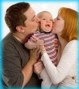 papis deben ayudar y motivar al bebé