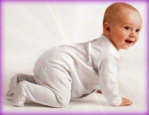 Reforzar gateo en el bebe