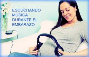 musica durante embarazos
