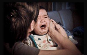 como calmar a un bebe que llora mucho