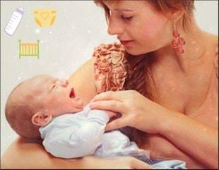 mi bebe llora mucho ¿que hacer?
