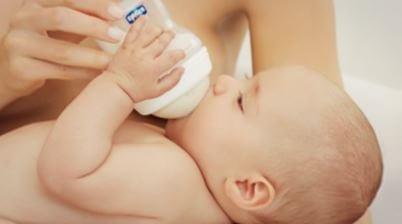 hitos alimenticios en recien nacido